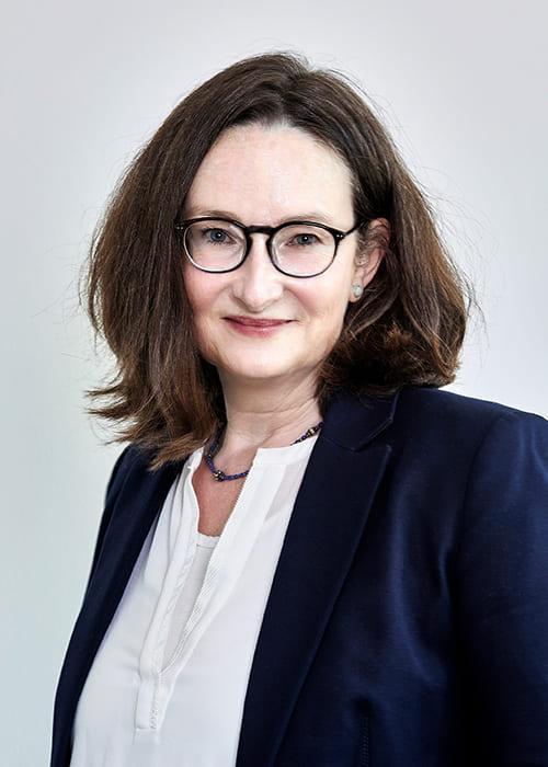 Silke Köppen Geschäftsführung ad.fides